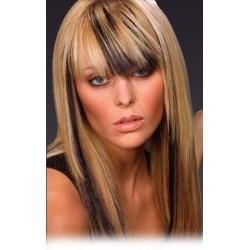 Clip in pramínek – REMY 100% lidské vlasy – černá